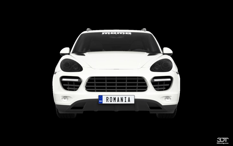 Porsche Cayenne Luxury SUV 2012