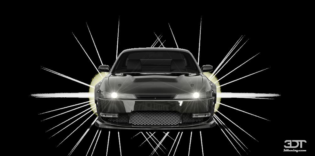 Nissan Silvia S14 2 Door Coupe 1994