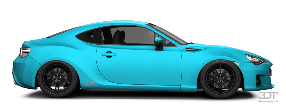 Exceptionnel Under Construction Subaru BRZ 2 Door Coupe 2014 Tuning ...