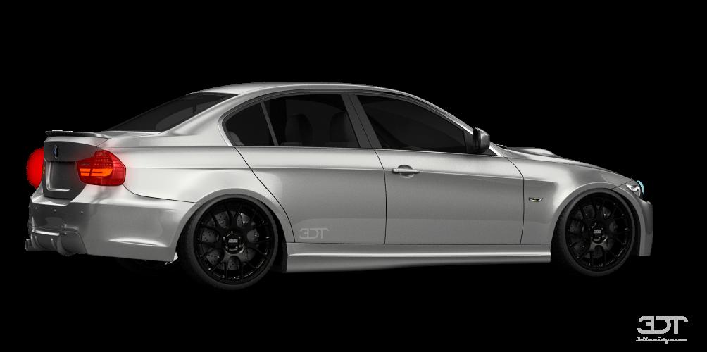 BMW 3 series (facelift) Sedan 2010 tuning