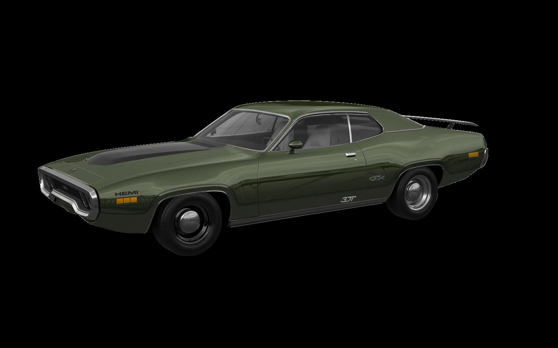 Plymouth GTX'71