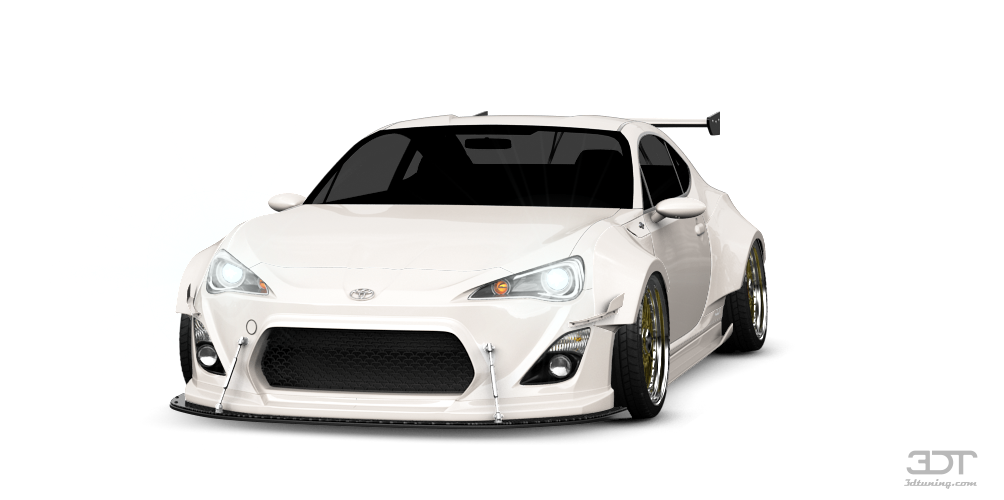 Toyota GT86 Coupe 2013 tuning