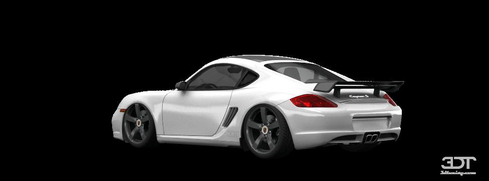 My Perfect Porsche Cayman S