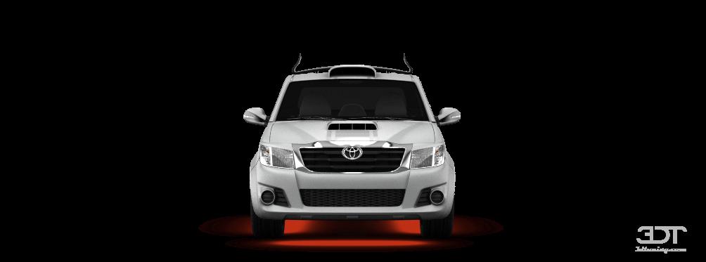 Toyota Hilux'09