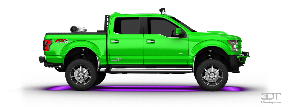 3dtuning Of Ford F 150 Crewcab Truck 2015 3dtuning Com