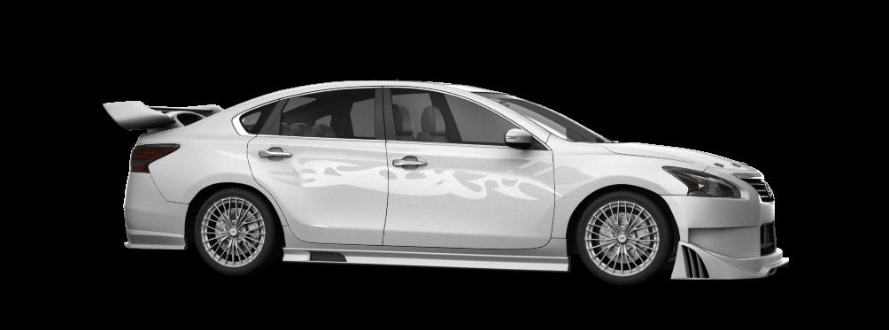 Nissan Altima Sedan 2013 tuning