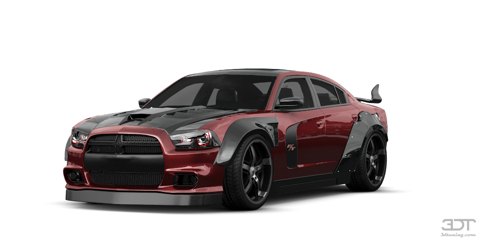 My Perfect Dodge Charger Srt8