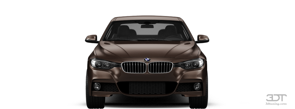 BMW 3 series Sedan 2012