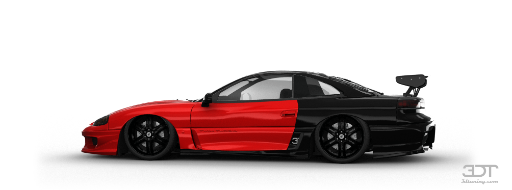 3dtuning Of Dodge Stealth Rt Coupe 1994 3dtuning Com