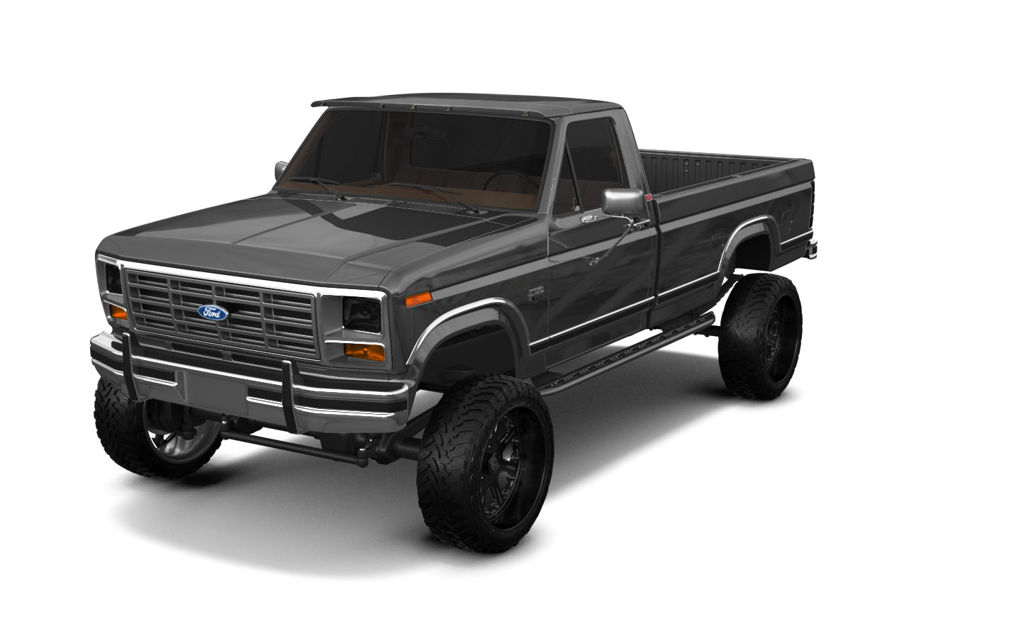 Ford F-150'86