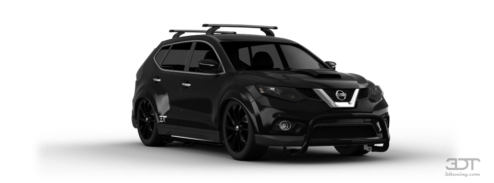 Ford Escape 2014 Custom >> 3DTuning of Nissan Rogue SUV 2014 3DTuning.com - unique on ...