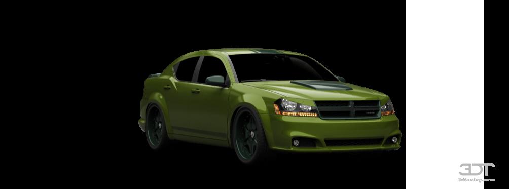 3dtuning Of Dodge Avenger Sedan 2011 3dtuning Com Unique