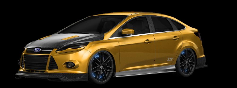 Ford Focus Sedan 2011 tuning