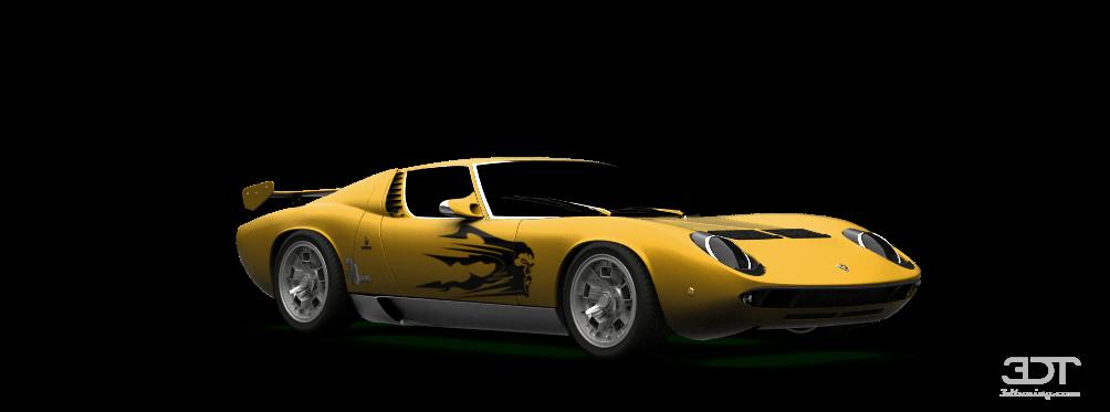 Lamborghini Miura'66