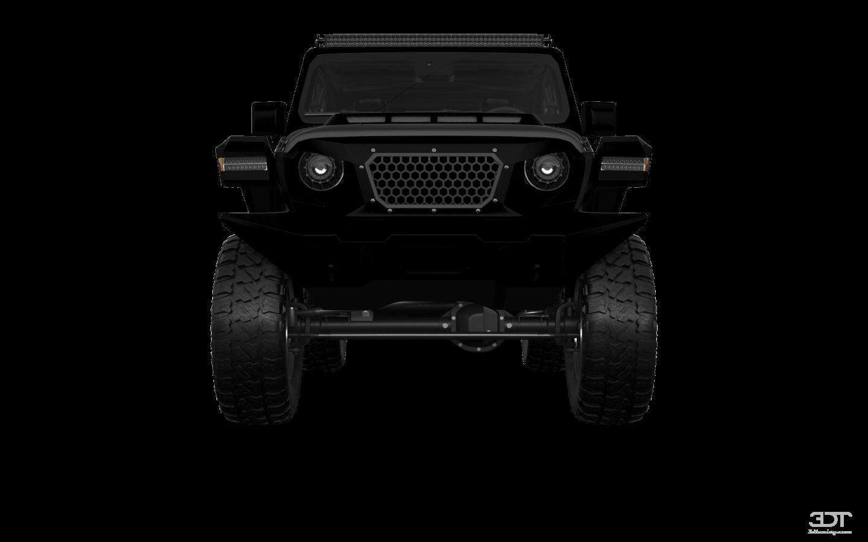 Jeep Wrangler Rubicon (JL)'17