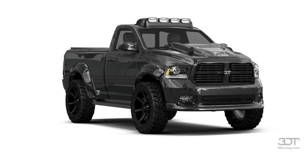 Dodge RAM 1500 Regular Cab'14