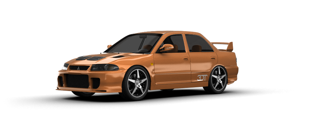 Mitsubishi Lancer Evo I sedan 1992 tuning