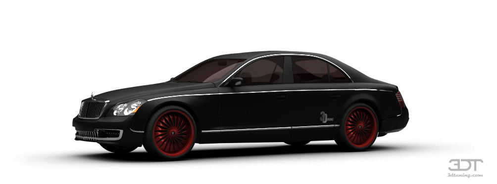 Maybach 57 Sedan 2002 tuning