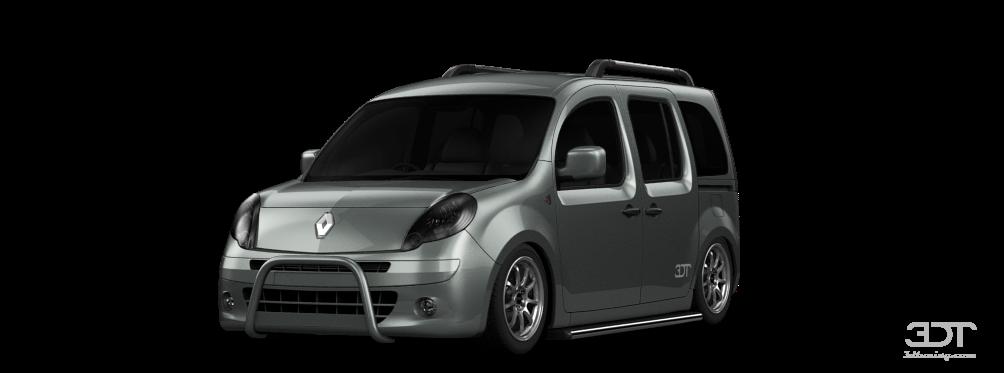 Renault Kangoo'08