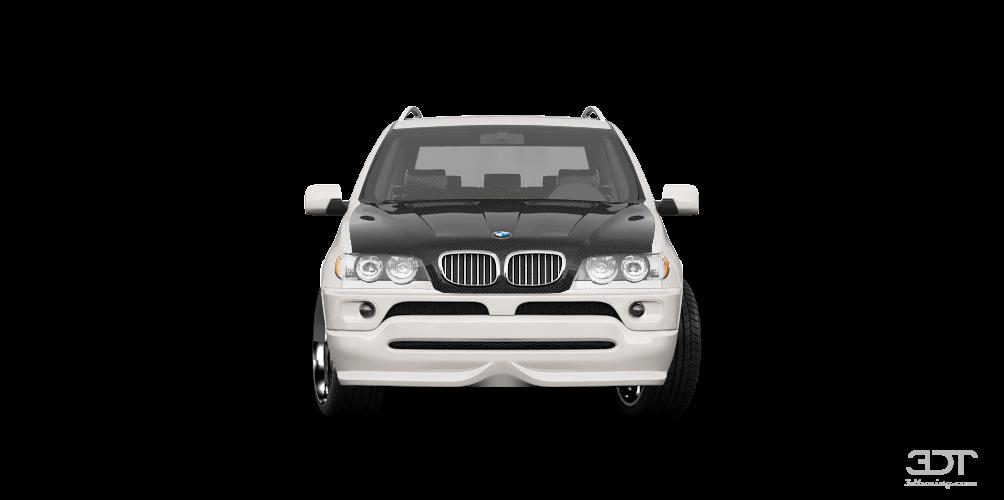 BMW X5'02