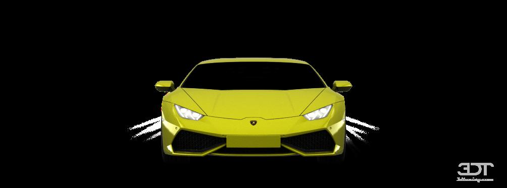 Lamborghini Huracan'15