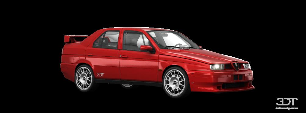 3dtuning Of Alfa Romeo 155 Q4 Sedan 1992 3dtuning Com