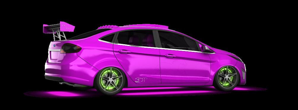 Ford Fiesta Sedan 2011 tuning