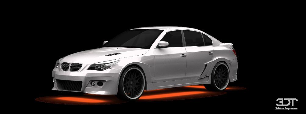 BMW 5 series Sedan 2003 tuning