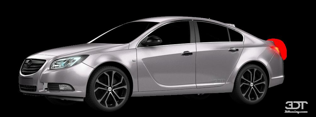 Opel Insignia'10
