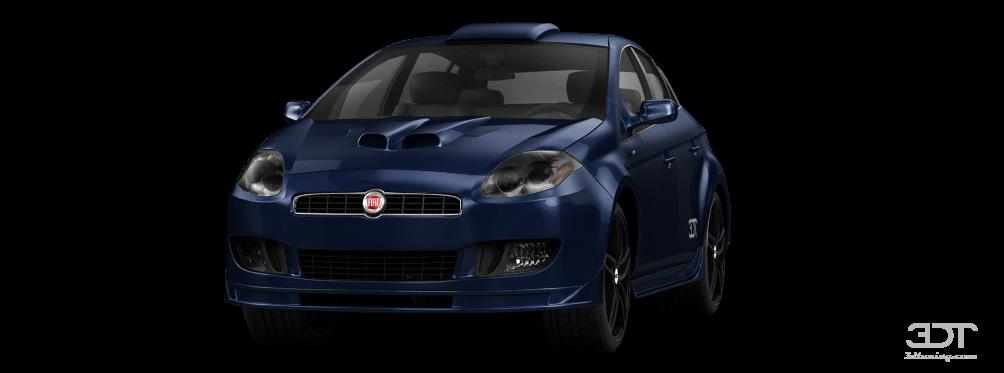 Fiat Bravo 5 Door Hatchback 2011 tuning