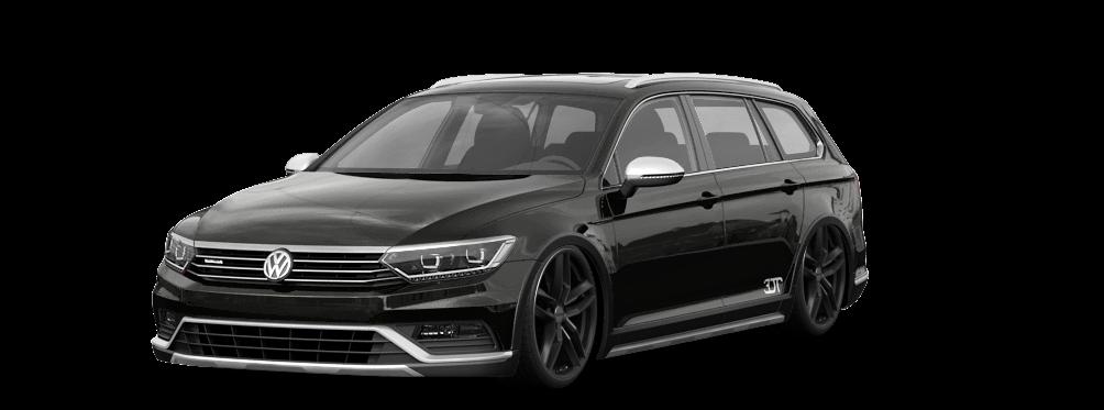 Volkswagen Passat'16