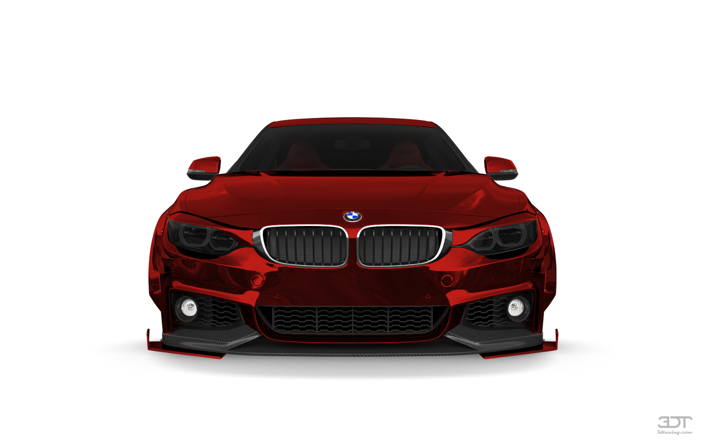 BMW 4 Series 2 Door Coupe 2014