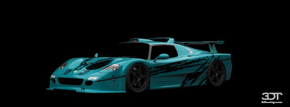 Ferrari F50 GT'96
