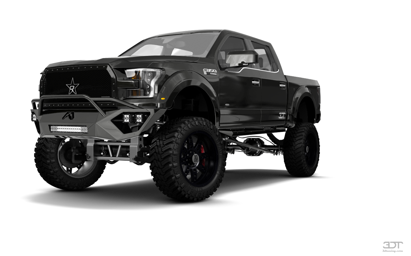 Ford F-150 Truck 2015 tuning