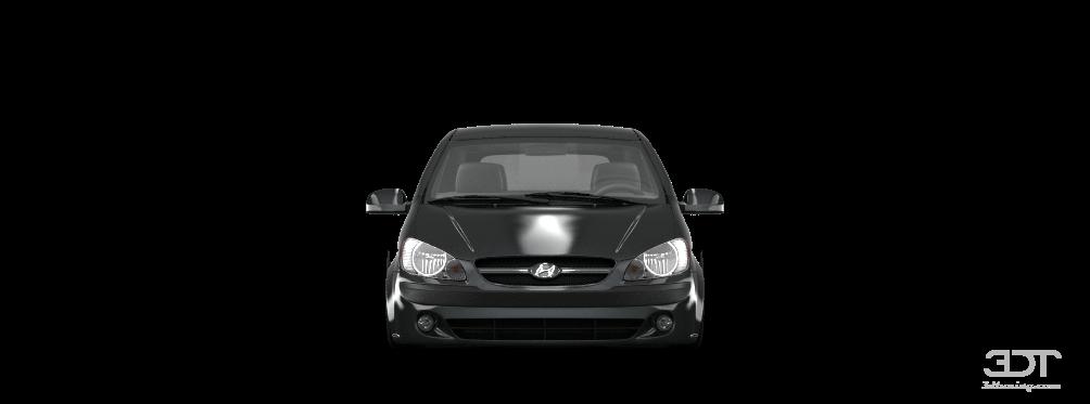 Hyundai Getz (facelift)'06