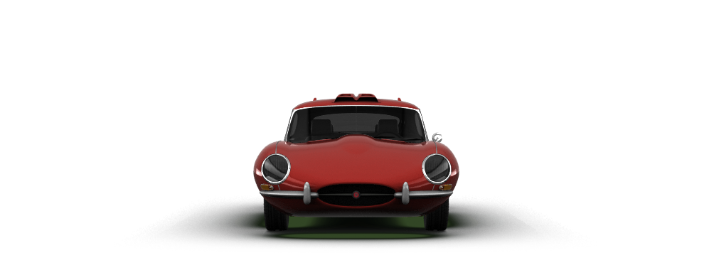 Jaguar E-Type'62