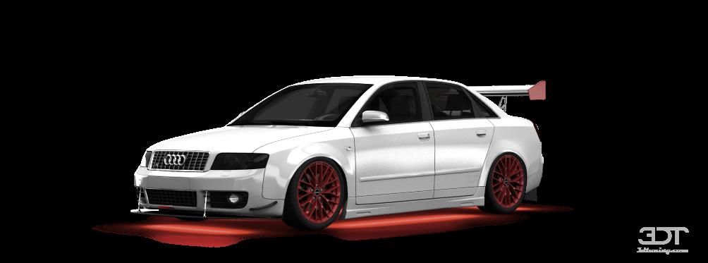 Audi S4 Sedan 2004 tuning