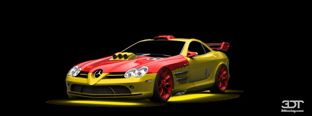 Mercedes SLR McLaren'02