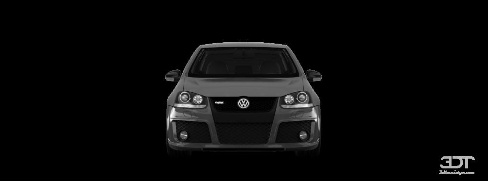Volkswagen Golf 5 GTi 3 Door Hatchback 2005