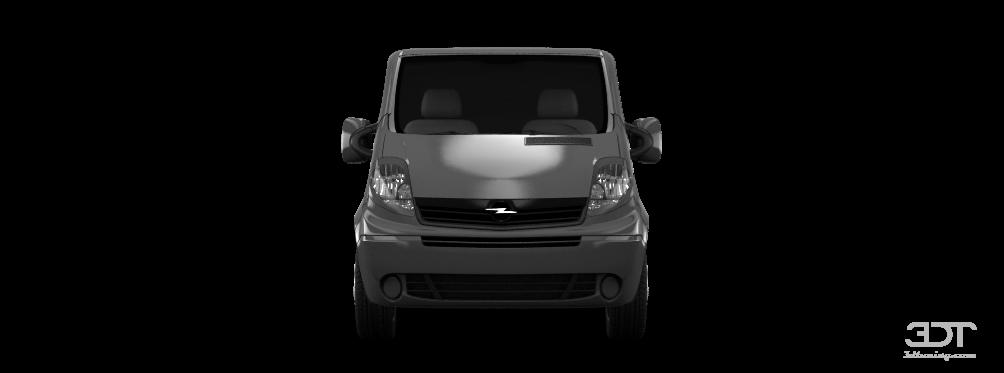 Opel Vivaro Van 2001