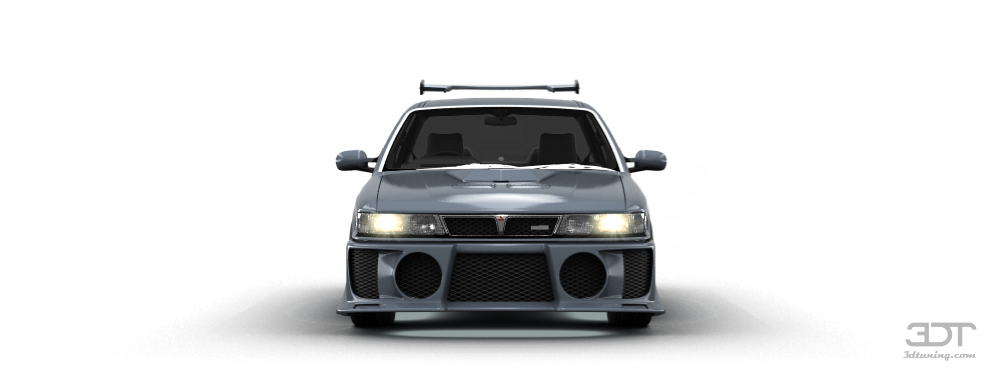 Mitsubishi Galant'87
