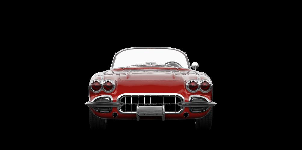 Chevrolet Corvette Convertible Coupe 1958