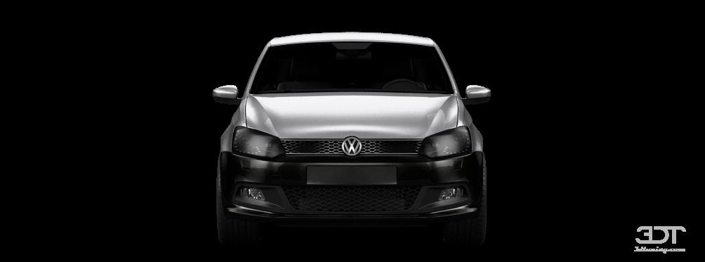 Volkswagen Polo 3 Door Hatchback 2010 tuning