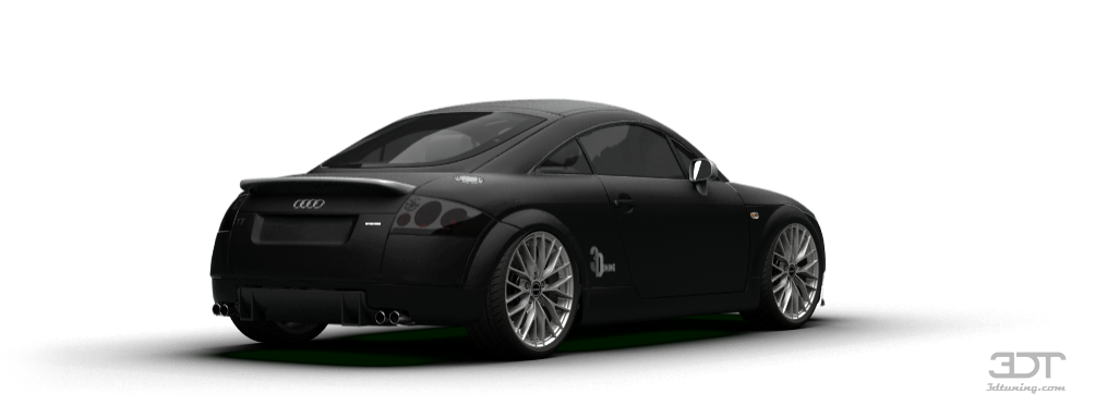 3dtuning Of Audi Tt Coupe 1999 3dtuning Com Unique On