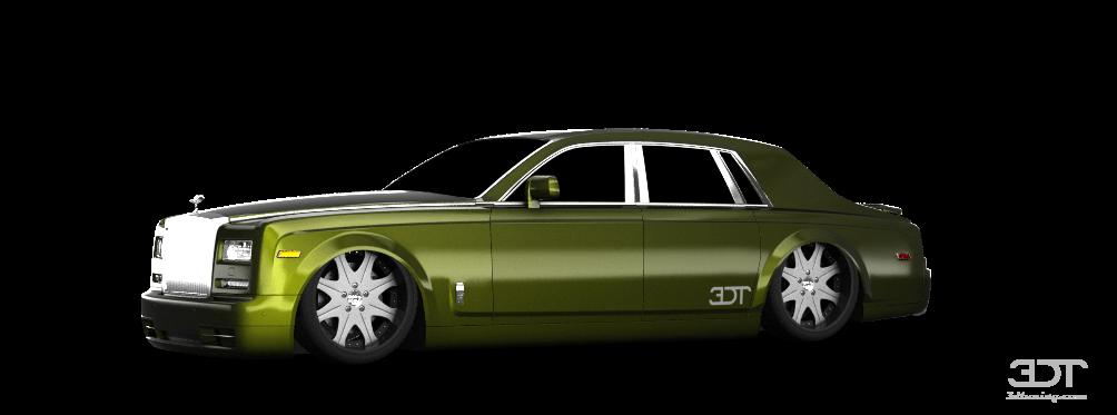 Rolls Royce Phantom'12