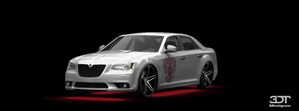 3dtuning Of Chrysler 300 Sedan 2011 3dtuning Com Unique