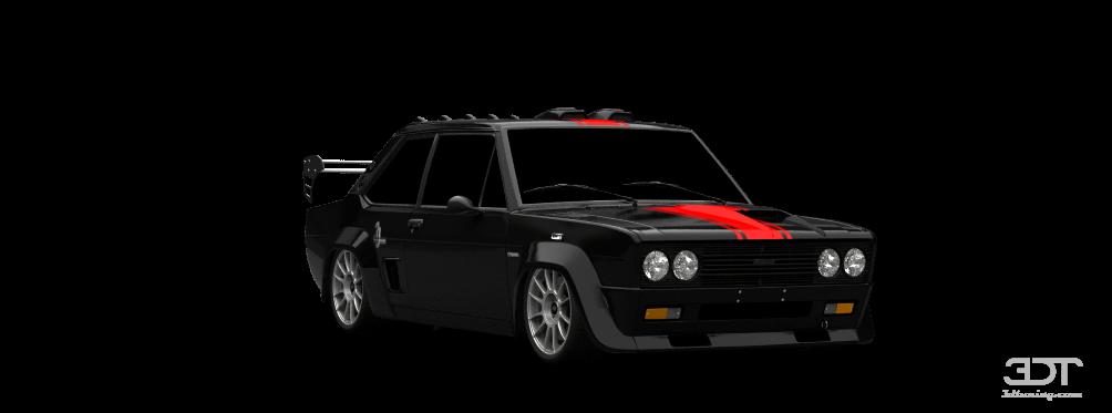 Fiat 131 Abarth'76