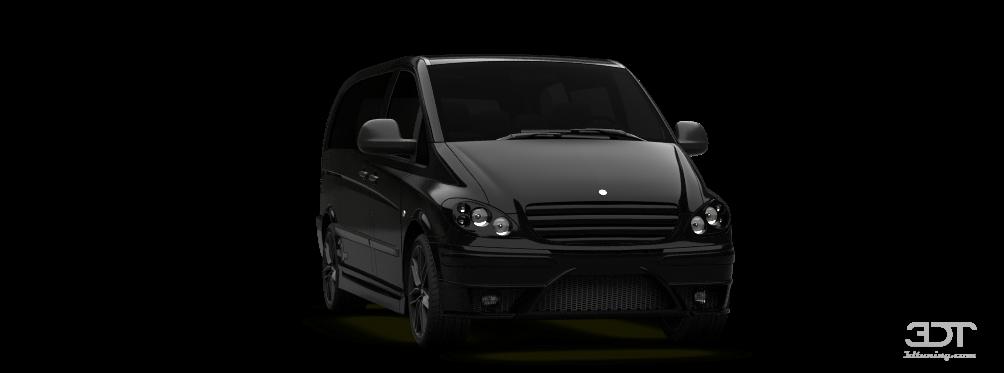 Mercedes Vito Van 2003 tuning