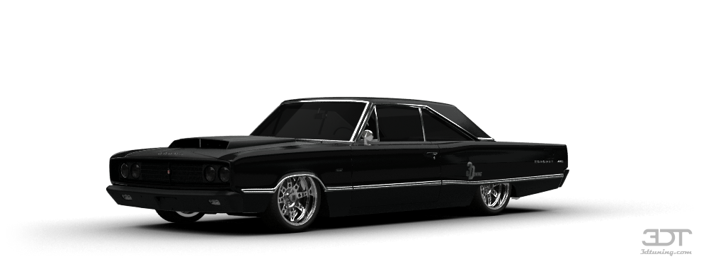 Dodge Coronet Coupe 1967 tuning