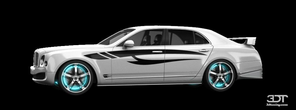 Bentley Mulsanne Sedan 2010 tuning